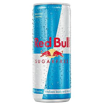 Red Bull Zucker frei -( 355 Ml X 24 Dosen )