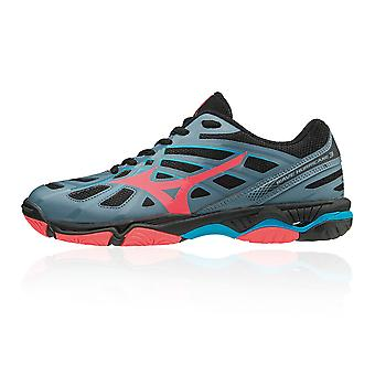 Mizuno Wave cyclone 3 cour intérieure chaussures femme