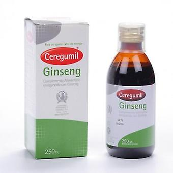 Ceregumil Ginseng solution 250 ml