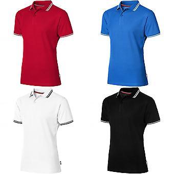 Slazenger Mens Deuce Short Sleeve Polo