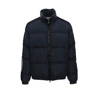 Iceberg J07050506688 Men's Blue Nylon Down Jacket