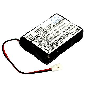 Battery for Denso Wave 496466-0240 BHT-2000 BHT-2065 BHT-700 BHT-710 BHT-760