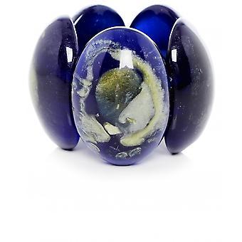 Nouv-Elle Oversized Oval Bracelet