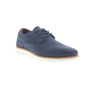 Ben Sherman Nu Casual Derby  Mens Blue Lace Up Oxfords Shoes