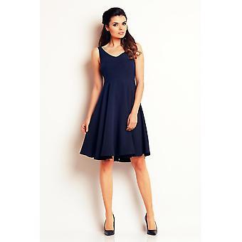 Blåklint blå awama klänningar