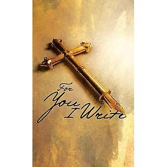 For You I Write  Prayer Journal by Mixon & Cedric