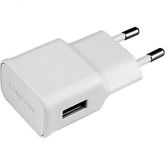 Samsung quick charger 1.5A power supply adapter EP TA50EWE for Samsung Galaxy touch tab white