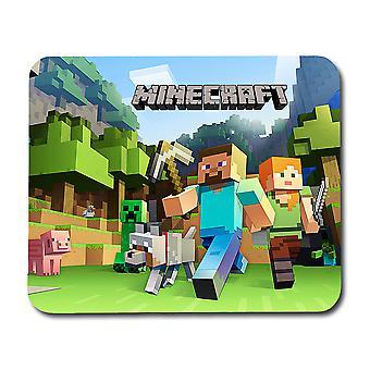 Minecraft MousePad