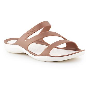 Crocs Swiftwater Sandal 20399881F universal summer women shoes