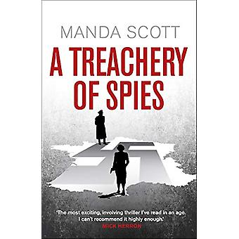 A Treachery of Spies - The Sunday Times Thriller of the Month door Manda