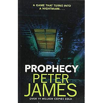 Prophecy by Peter James - 9781409181286 Book