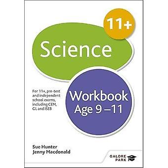 Science Arbeidsbok Alder 9-11 av Sue Hunter - 9781510429819 Bestill