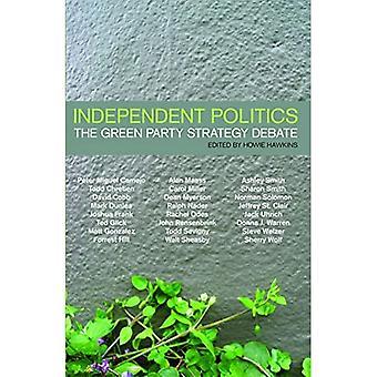 Onafhankelijke politiek: De groene partij strategie debat