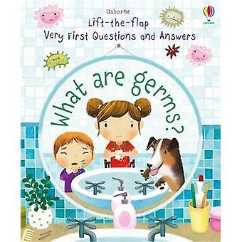 O que são germes? por Katie Daynes - livro 9781474924245