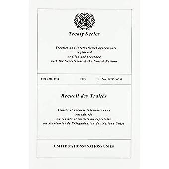 Treaty Series 2914 (English/French Edition) by United Nations Office