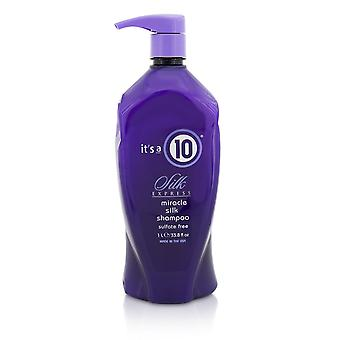 Silk express miracle silk shampoo 206837 1000ml/33.8oz