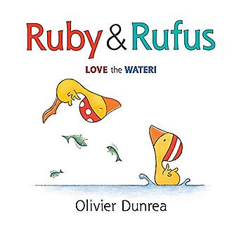 Ruby and Rufus by Olivier Dunrea - 9780547867601 Book