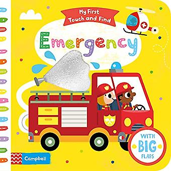 Emergency by Campbell Books - 9781529016680 Book