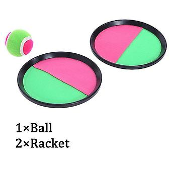 Kids Throw And Catch Sucker Sticky Outdoor Sports Catch Ball Game Set