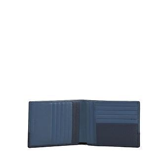 Piquadro - Accessories - Purses - PU1241S94R_AV - Men - darkblue,royalblue