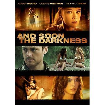 Och snart mörkret [DVD] USA import