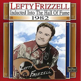 Lefty Frizzell - 1982-Country Music Hall of Fame [CD] USA import