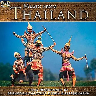 Deben Bhattacharya - Muziek uit Thailand [CD] USA import