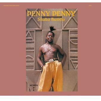 Penny Penny - Shaka Bundu [CD] USA import