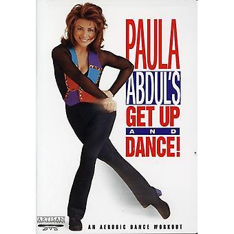 Paula Abdul - Importación de Estados Unidos que para arriba y danza [DVD]