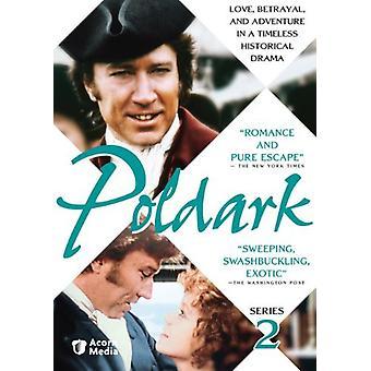 Poldark: Series 2 [DVD] USA import