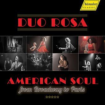 American Soul [CD] USA import