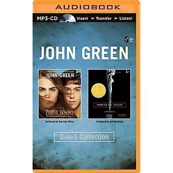 Green*John / Woodman*Jeff /? Miller*Dan John - Paper Towns and Looking for Alaska [CD] USA import