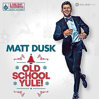 Dusk*Matt - Old School Yule! [CD] USA import