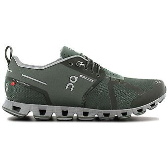 ON Running Cloud Waterproof - Men's Running Shoes Shoes Green 19.99967 Sneakers Sports Shoes