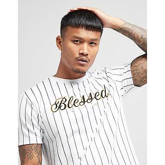 New Supply & Demand Men's Slice Short Sleeve T-Shirt White