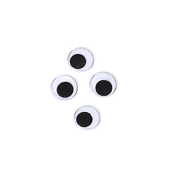1 Paire 23mm Craft Googly Eyes| Wiggly Wobbly Eyes