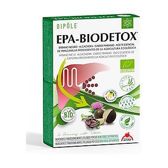 بيبول وكالة حماية البيئة بيو السموم 20 أمبولات
