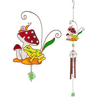 Something Different Toadstool Wind Chime