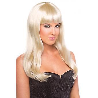 Perruque Diva Pop - Blonde