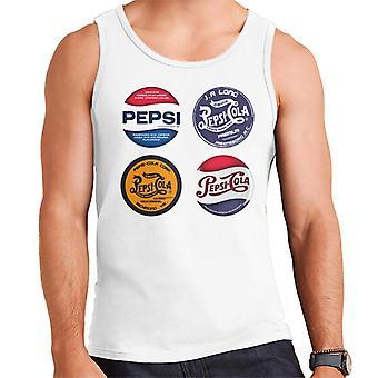 Veste pour homme Pepsi Retro Labels