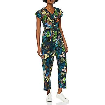 find. Women's MTR 41106, Multicolor (Tropical Print), XXL (US 16)