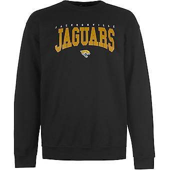 NFL Logo Crew Sweatshirt Mens