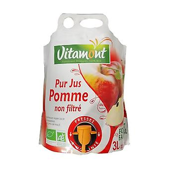Pure apple juice 3 L