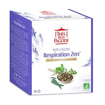 Respiration Zen Infusion Respiratory tract 18 infusion bags