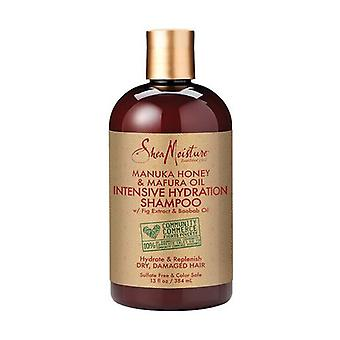 shea moisture mh&mo int hyd shampoo /13oz 384 ml