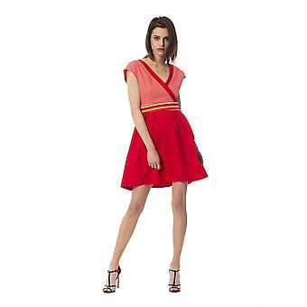 Frankie Morello Sunorange Dress -- FR99661104