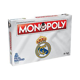 Real Madrid FC (Evergreen) Monopoly Board Game