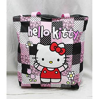 Tote Bag - Hello Kitty - Pink/Red Box New Gifts Girls Hand Purse 82518