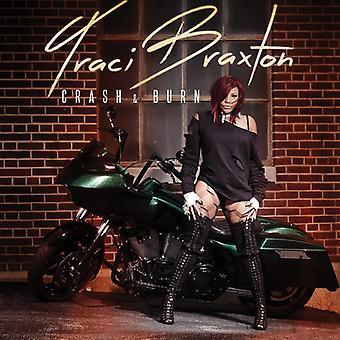 Traci Braxton - Crash & Burn [CD] USA import