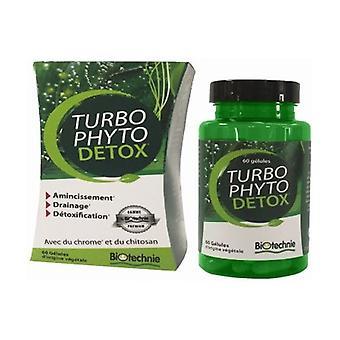 Turbo Phyto Detox 60 capsules